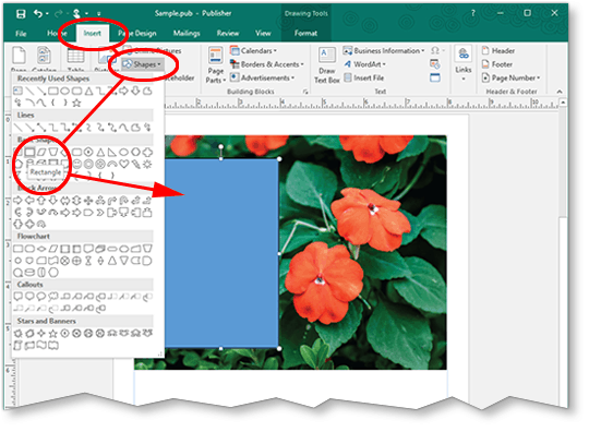 Use Photos To Create Text Friendly Powerpoint Slides Step 1