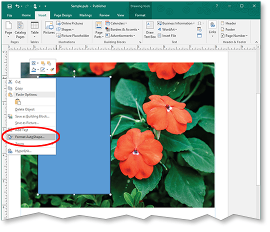 Use Photos To Create Text Friendly Powerpoint Slides Step 2