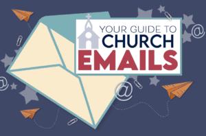 Church Email Tips Hero Image