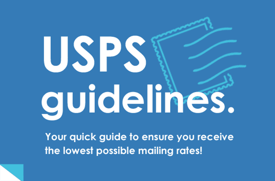 Usps Guidelines For Using Mailing Tabs