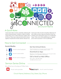Get Connected Flyer 2