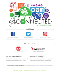 Get Connected Flyer 1