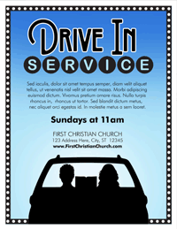 Drive In Service