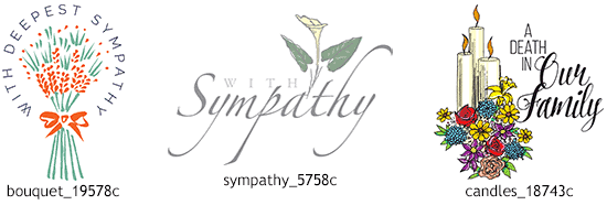 Sympathy Images from ChurchArt.com